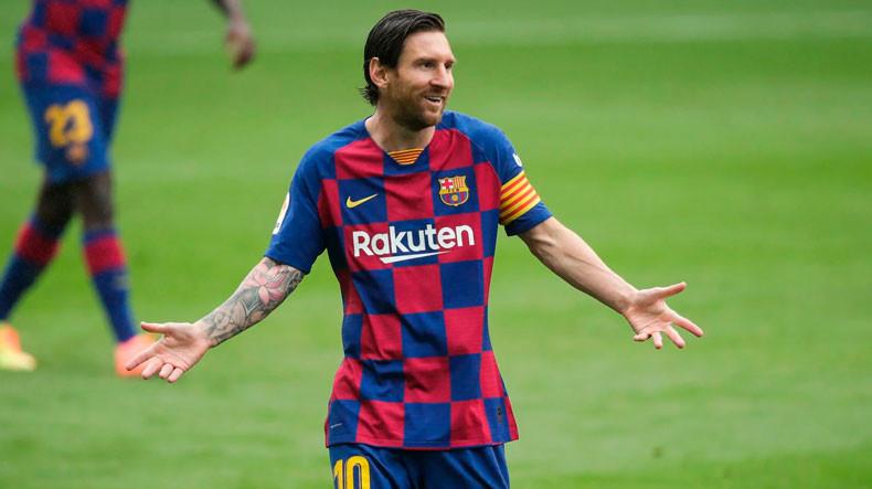 «Барселона» может отпустить своего лидера Лионеля Месси – но за 700 млн евро
