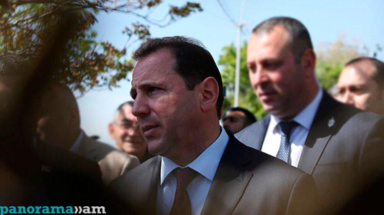 Давид Тоноян: Алиев должен себя обвинять, а обвиняет армянскую сторону