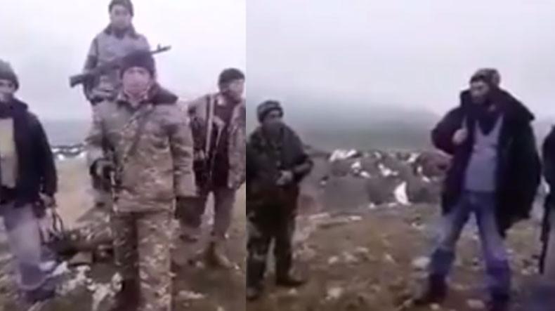 Տեսանյութ.Խնդրում ենք օգնեք. արդեն մի քանի օր է ադրբջանցիները պահանջում են հայկական կողմը Արավուս գյուղից 750մ. հետ գնաn՝ թողնելով ամենակարևոր հենակետերից մեկը