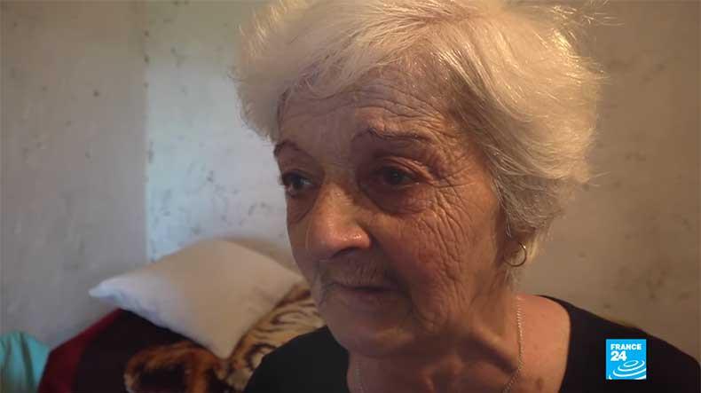 Տեսանյութ.Շուռնուխցի կինը՝ france24-ի ռեպորտաժում.Ծախելով մինչև ո՞ւր է հասնելու,Ալիևն ո՞վ է, որ ծիծաղի իմ ազգի վրա