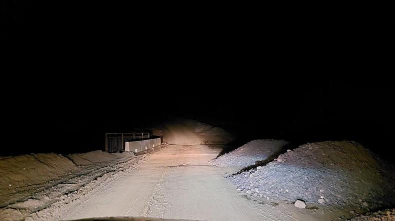 Գորիս-Կապան միջպետական ճանապարհին ադրբեջանցիները ենթակառուցվածքային մեծ աշխատանքներ են տանում