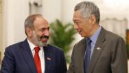 Տեղի է ունեցել Հայաստանի և Սինգապուրի վարչապետների հանդիպումը. ստորագրվել են երկկողմ մի քանի փաստաթղթեր