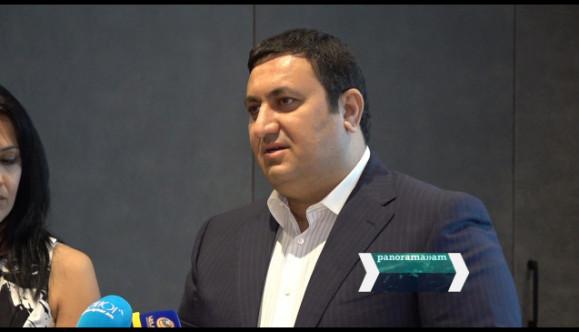 Երևանում տեղի ունեցավ կանադական YEDI ինստիտուտի START-UP ծրագրի շնորհանդեսը
