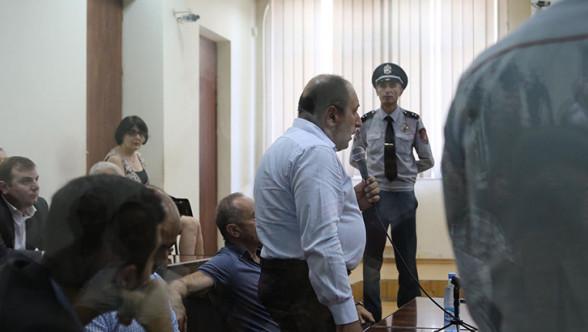 Ալումյանը՝ դատավոր Դանիբեկյանին. Ճնշումներով Ձեզ զրկել են Ձեր սեփական կամքից