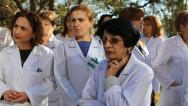 «Հակատուբերկուլյոզային դիսպանսեր»-ի աշխատակիցները բողոք են դուրս եկել
