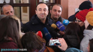 Հրայր Թովմասյան. Այն, ինչ այսօր կատարվում է, այսօրով չի ավարտվելու