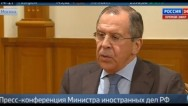 Лавров назвал уничтожение Су-24 спланированной провокацией