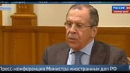 Lavrov calls SU-24 downing planned provocation