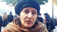 Жители 33-го квартала Фирдуси в Ереване вновь проводят акцию у правительства Армении