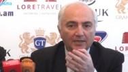 Арам Саркисян: Все происходящее - на уровне шоу