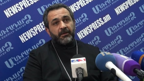Perception of fast qualitatively increased: Fr. Ter Zgon Abrahamyan