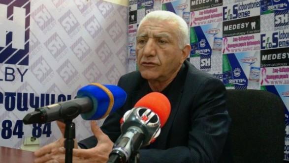 Лерник Алексанян комментирует сотрудничество правящей Республиканской партии Армении с АРФД