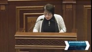 Lyudmila Sargsyan: The solutions through the Electoral Code proposed by the authorities can be considered incomplete