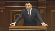 Ответ вице-спикера парламента Армении экс-главе МИД Осканяну