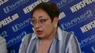 Марина Григорян: Международные структуры должны направлять специальные группы в регион