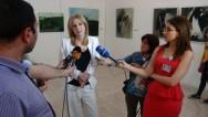 В Ереване открылась персональная выставка Назик Асланян