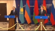 Press conference by Chairman of the Board of the Eurasian Economic Commission and Prime Minister of Kazakhstan Karim Massimov