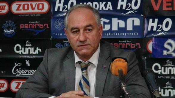 Սուքիաս Ավետիսյան . «Մենք մեր գործն ենք անում, նրանք՝ իրենց հայտարարությունները»