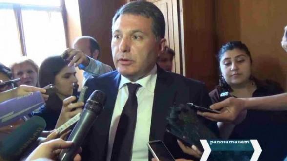 Арам Арутюнян о ситуации в Гарни