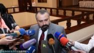 Давид Бабаян назвал позором проведение в Баку гонок «Формулы-1»