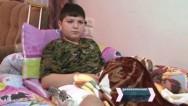 Пострадавшие вследствие ракетно-артиллерийского обстрела со стороны ВС Азербайджана дети идут на поправку