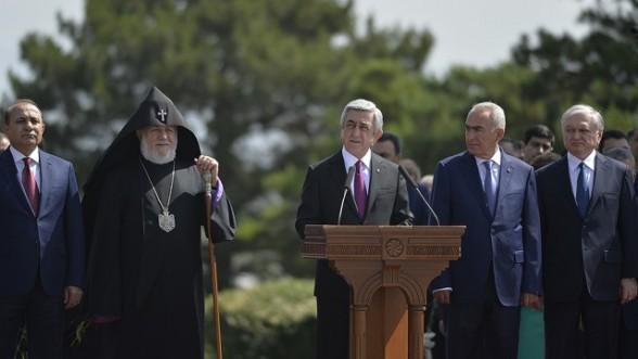 Президент Армении: Нового Сардарапата не будет, потому что у нас есть государство