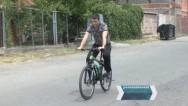 Պատերազմում ոտքը կորցրած զինծառայողն արդեն քայլում է ու հեծանիվ վարում