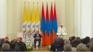 Pope Francis used the word 'Genocide' in Yerevan
