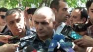 ՊՊԾ գնդի վրա զինված հարձակման հետևանով սպանվել է գնդապետ Արթուր Վանոյանը