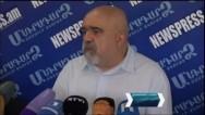 А. Искандарян о захвате полка ППС в Ереване: Главная задача – выйти из этой ситуации без кровопролития