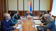 Серж Саргсян: Призываю вооруженную группу немедленно сложить оружие