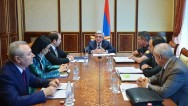 Serzh Sargsyan: I call on the armed group to lay down their arms