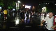 Из-за дождя шествие было отменено. 28.07.2016