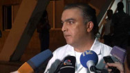 Michael Manukyan on condition of wounded members of armed group