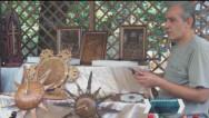 Վերնիսաժում արագորեն վաճառվեցին «հաց բերող» Արթուր Սարգսյանի ձեռքի գործերը