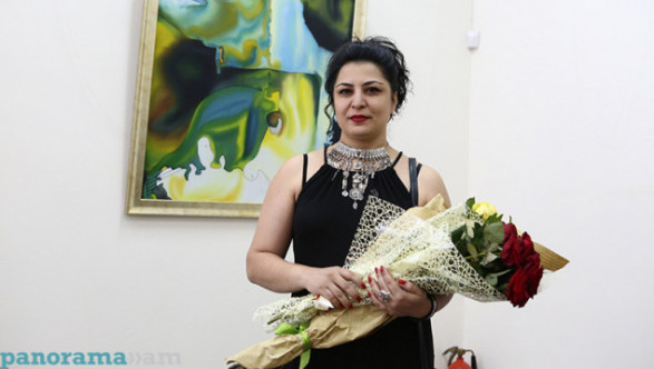 Invisible Signs: Lilit Khachatryan's exhibition opened in Jermuk