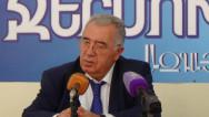 Мкртич Минасян: Впредь мы должны более активно развивать нашу страну