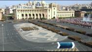 Զորահանդես Հայաստանի Անկախության 25 ամյակի պատվին