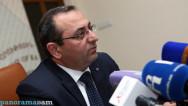 Арцвик Минасян: Я продолжаю исполнять свои обязанности, вопроса об отставке не стоит