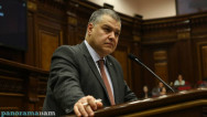 Davit Harutyunyan: Armenia is ready for co-financing and will keep its promise