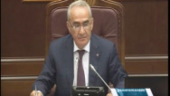 The Law on making amendments and supplements to the Electoral Code adopted in the first reading