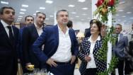 Премьер-министр Армении Карен Карапетян посетил специализированную выставку «Армпродэкспо»