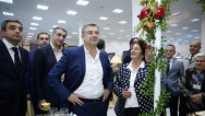 Prime MinisterKaren Karapetyan visited the traditional Armprodexpo specialized exhibition
