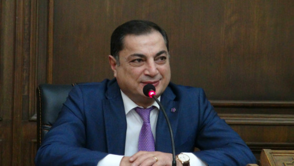 No progress expected to achieve under such circumstances, V Baghdasaryan says
