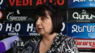 Марина Кпрян: Надеемся, что число туристов в Армении вскоре увеличится
