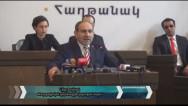 Парламентские выборы в Армении: состоялся первый съезд коалиции «Выход»