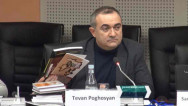 International Parliamentary platforms have turned into frontline in some sense_ T. Poghosyan