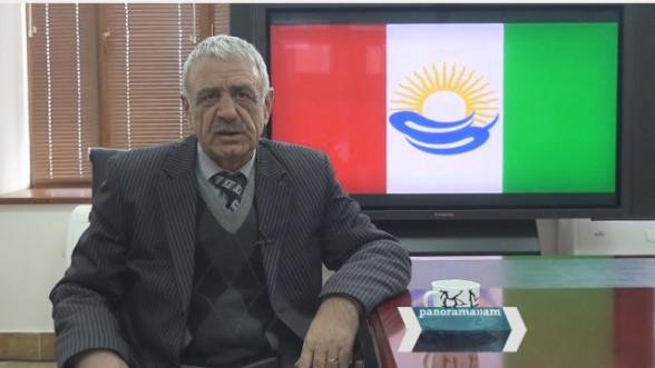 Շահին Միրզոև. Ադրբեջանում բնիկ ժողովուրդները դեմ են Բաքվի կլանային ռեժիմին