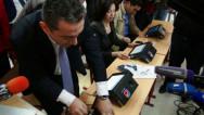 Չեխովի դպրոցում փորձարկվեցին  ընտրողների գրանցումն իրականացնող սարքավորումները
