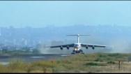 «ԻԼ-76» հրդեհաշիջող ինքնաթիռն իրականացրեց առաջին թռիչքը
